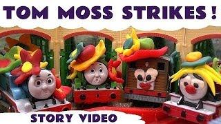 Tom Moss Strikes