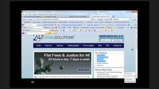 Class Four - Unbundled Legal Services - Richard Granat