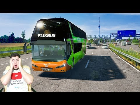 СИМУЛЯТОР ВОДИТЕЛЯ АВТОБУСА - fernbus simulator
