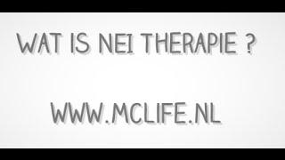Wat is NEI Therapie?