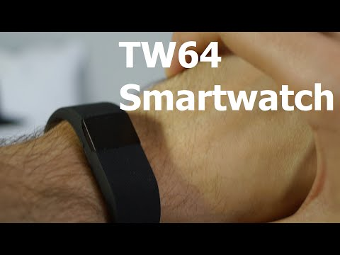 TW64 Smartwatch - First Look - Movnow Plus
