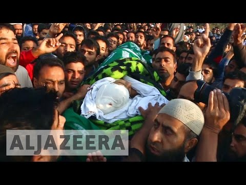 Kashmir unrest: Protests continue after death of boy