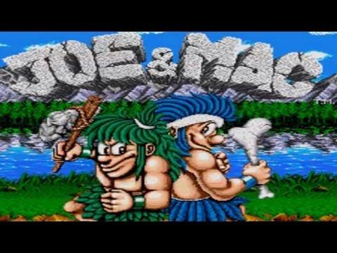 Joe & Mac - Caveman Ninja (Genesis)