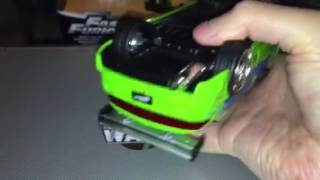 Nonton Jada toys Fast and Furious Brian's Mitsubishi Eclipse 1/24 scale Review Film Subtitle Indonesia Streaming Movie Download