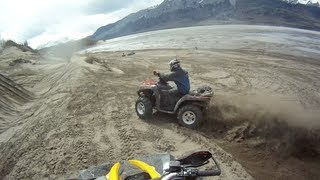 Hinton (AB) Canada  city photo : Part 1 of 2: Sand Dunes and Mudding in Hinton, Alberta, Canada
