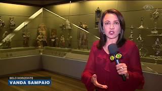Um levantamento do Ministério Público de Minas Gerais mostra que o total de obras sacras furtadas no Brasil pode ser muito maior do que o registrado. As peças retiradas principalmente de igrejas são alvo de criminosos que lucram alto no mercado ilegal.
