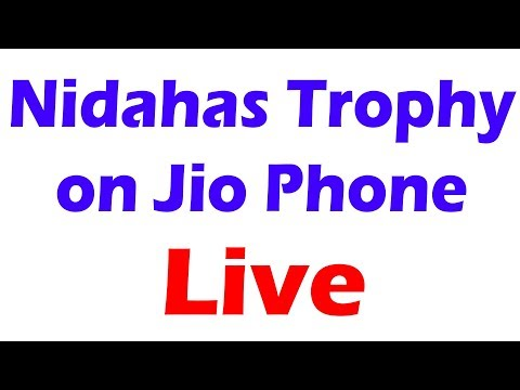 India vs Bangladesh Live Cricket Match on Jio Tv & Jio Phone