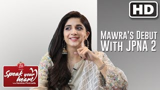 Video Mawra Hocane On Jawani Phir Nahi Aani And Her Upcoming Drama Aangan | Speak Your Heart MP3, 3GP, MP4, WEBM, AVI, FLV Agustus 2018