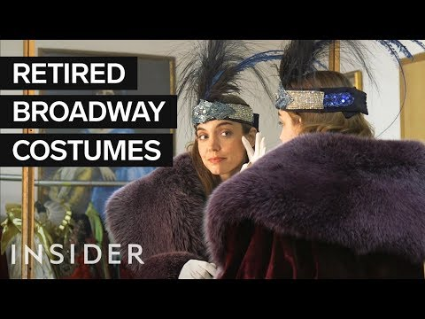 What Happens To Old Broadway Costumes