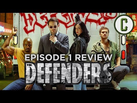 The Defenders Episode 1 Review: The H Word - Collider Video