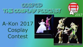 A-Kon 2017 Cosplay Contest