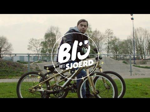 Sjoerd gaat BMX'en | Blij met Sjoerd afl. 13 Koningsdag | Appie Today (видео)