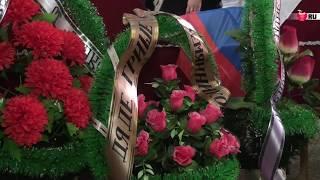 В Мечуринске преданы земле останки бойцов погибших на Смоленщине
