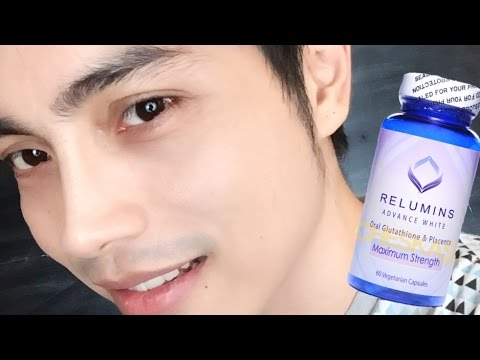 Relumins Advance White Glutathione Review