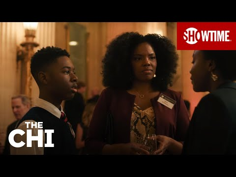 'Mom, Can We Go...' Ep. 4 Official Clip | The Chi | Season 3