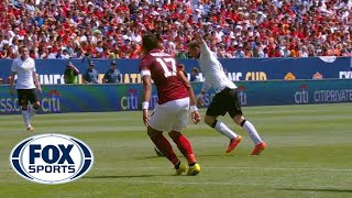 Wayne Rooney's Great Goal for Manchester United vs AS Roma, 1-0 - International Champions Cup 2014 - YouTube