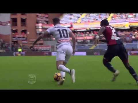 genoa udinese 1-1 - 12esima giornata serie a tim 2016/2017