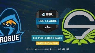 Rogue vs Singularity - ESL Pro League S8 Relegation - map1 - de_mirage [pchelkin]