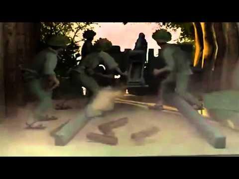 """""""Quyết định lịch sử"""" - Bộ phim 3D về Đại tướng Võ Nguyên Giáp"""