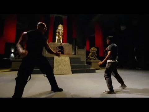 The Protector (2005) Final Fight Scene HD