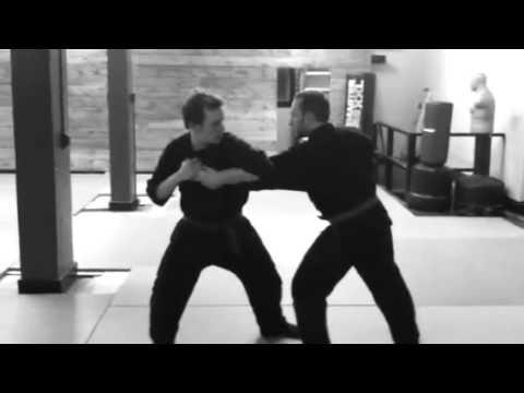 Bujinkan Budo Taijutsu Makoto Dojo Kihon Sparring Mashup