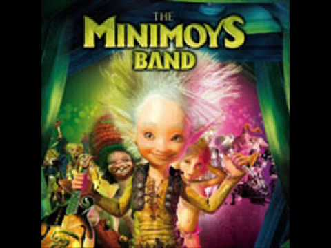 Poker Face (Song) by The Minimoys Band