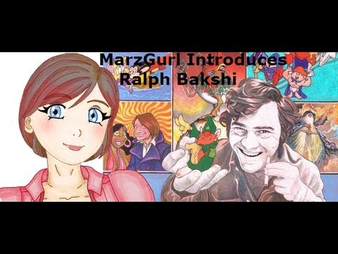 MarzGurl Introduces Ralph Bakshi
