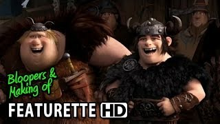 How To Train Your Dragon 2 (2014) Featurette - Jonah Hill