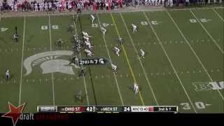 Michael Bennett vs Michigan St (2014)