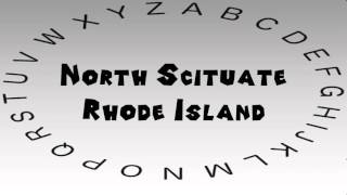 North Scituate (RI) United States  City new picture : How to Say or Pronounce USA Cities — North Scituate, Rhode Island