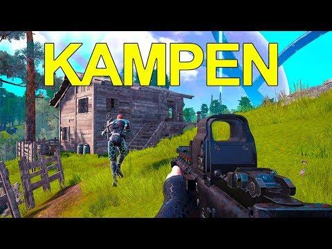 HOLDKAMP - Islands of Nyne: Battle Royale [Dansk]