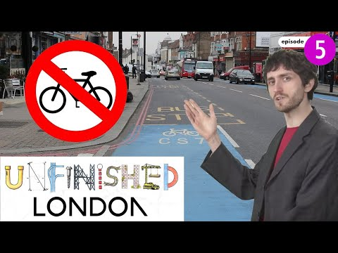 Why Isn t Cycling Normal In London