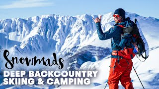Snowmads: Deep Backcountry Skiing & Camping | Episode 9 FINALE by Red Bull
