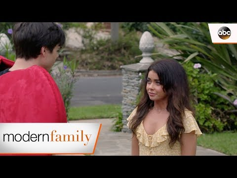 Haley's Final Choice – Modern Family