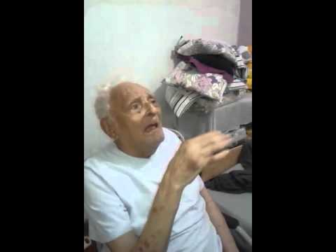 Antonio Francisco Cortes, 97 anos,