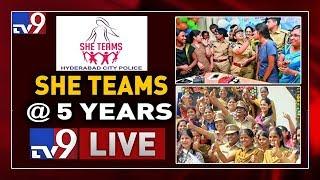 She Team Celebrates 5th Anniversary LIVE    ShilpakalaVedika