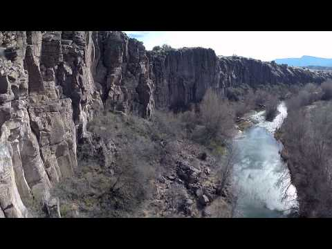 The Verde River between Sycamore Canyon and Tapco, 01/19/2014