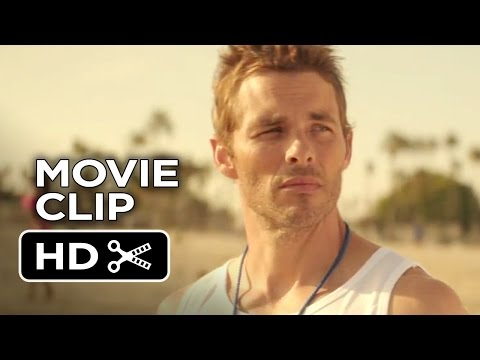 The D Train Movie CLIP - Banana Boat (2015) - Jack Black, James Marsden Comedy HD