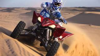 10. 2014 Yamaha :  Special Edition Sport ATVs -  SE Raptor 700R and YFZ450R