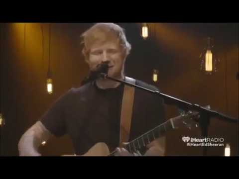 Ed Sheeran   New Man & Eraser LIVE For The First Time Divide Release Party