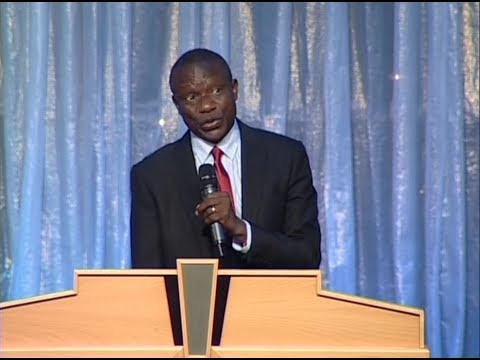 I Will Go Before You - Bishop Francis Wale Oke