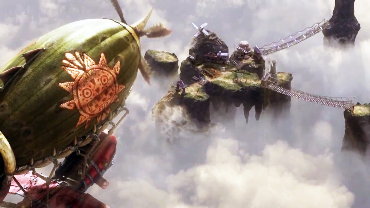 MONSTER HUNTER 4 Ultimate Launch Trailer #VideoJuegos #Consolas