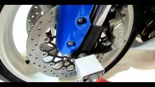 9. 2014 Suzuki GSX-R 600 Walkaround [gulebure]