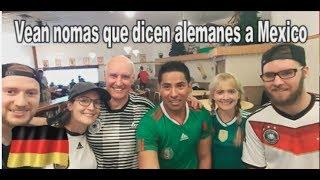 Video Alemanes mandan mensajito a los Mexicanos después del partido. MP3, 3GP, MP4, WEBM, AVI, FLV Juni 2018