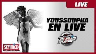 Youssoupha en live #PlanèteRap