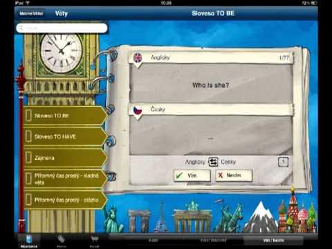 Video of Anglictina - Mobilni ucitel