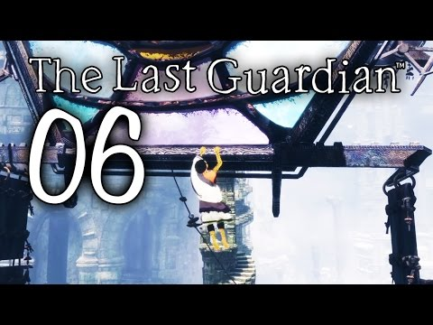 DIE UNTIEFEN DES SCHLOSSES! ★ 06 • Let's Play The Last Guardian