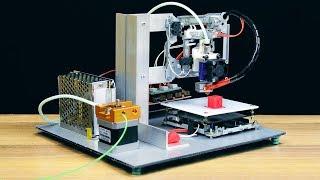 Video How to Make a 3D Printer at Home MP3, 3GP, MP4, WEBM, AVI, FLV September 2018