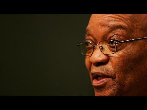 Jacob Zuma will Abwahl durch das Parlament akzeptiere ...