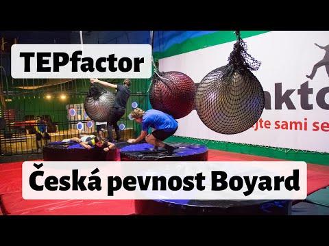 Czech the World - Česká pevnost Boyard